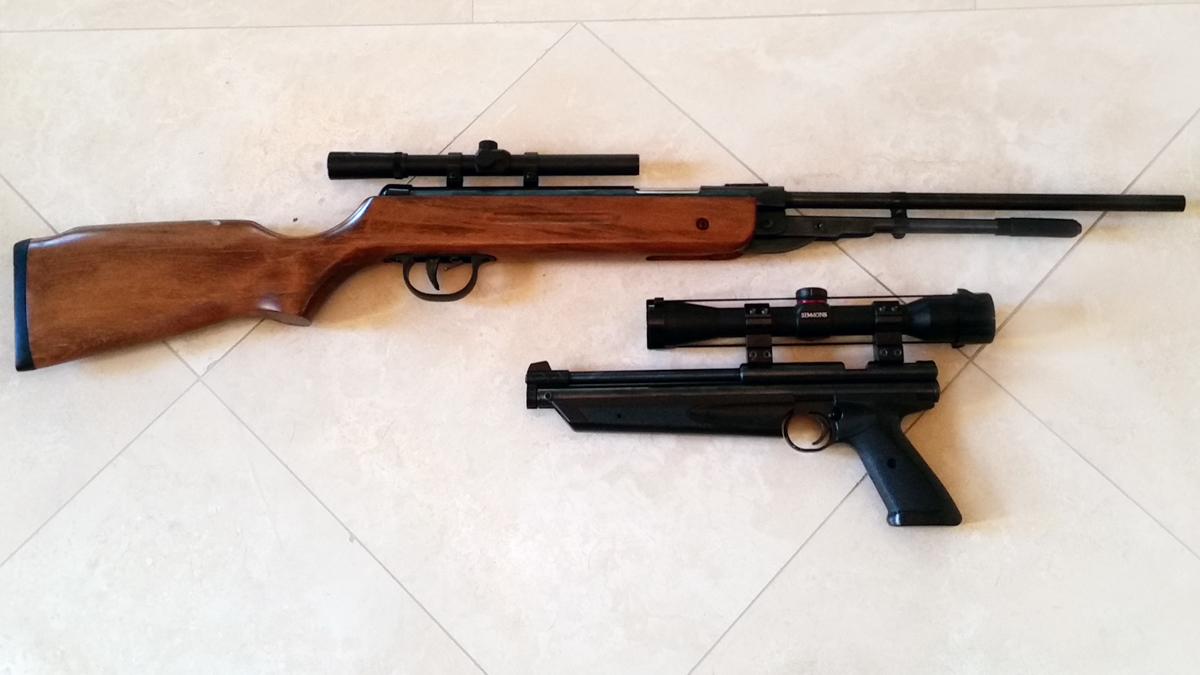 B3 vs 1322 Airgun