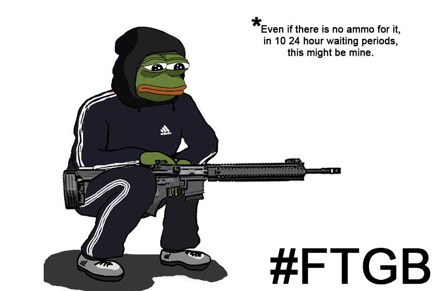 FTGB California Pepe