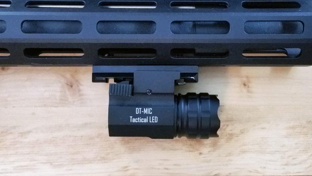 DefendTek DTM1C Side View