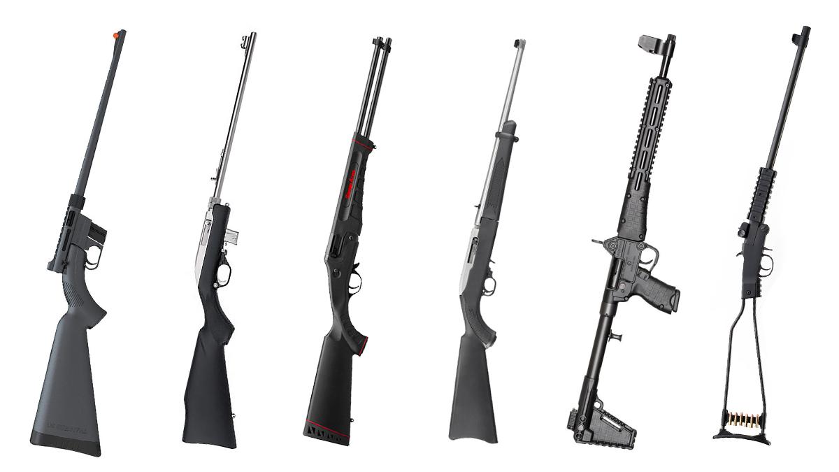 Six Best Survival Rifles Under $500
