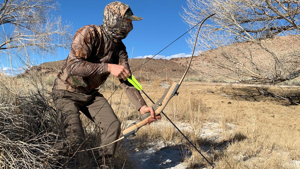Samick Sage Recurve Bow Hunting