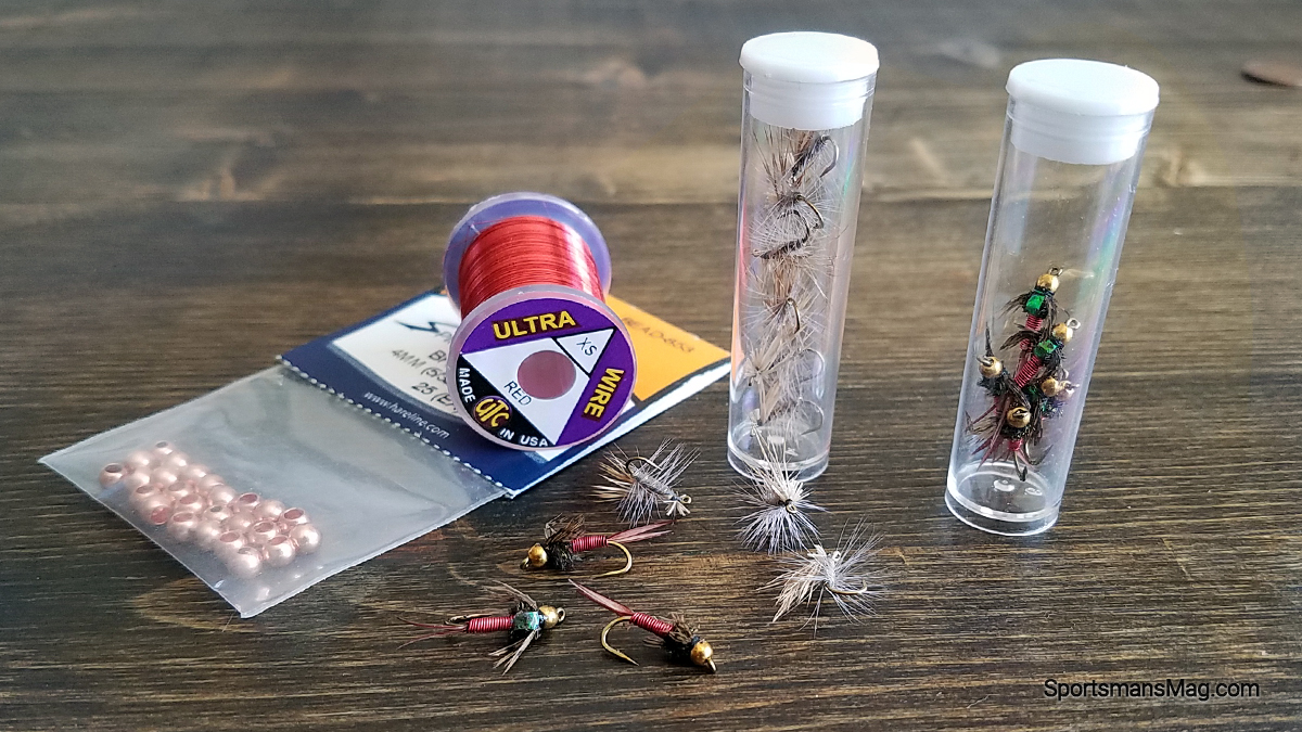 Flies and Fly Tying Gear