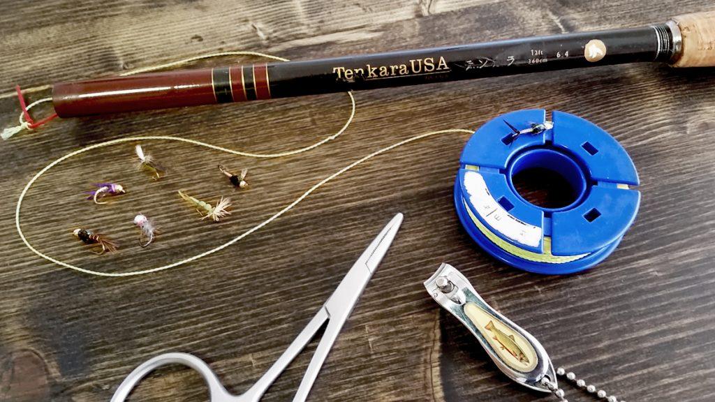 tenkara fishing equpiment