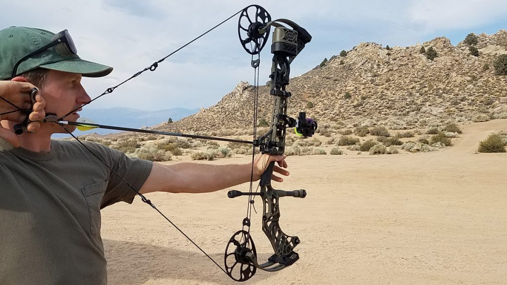 Focused and Drawn on the Mathews V3