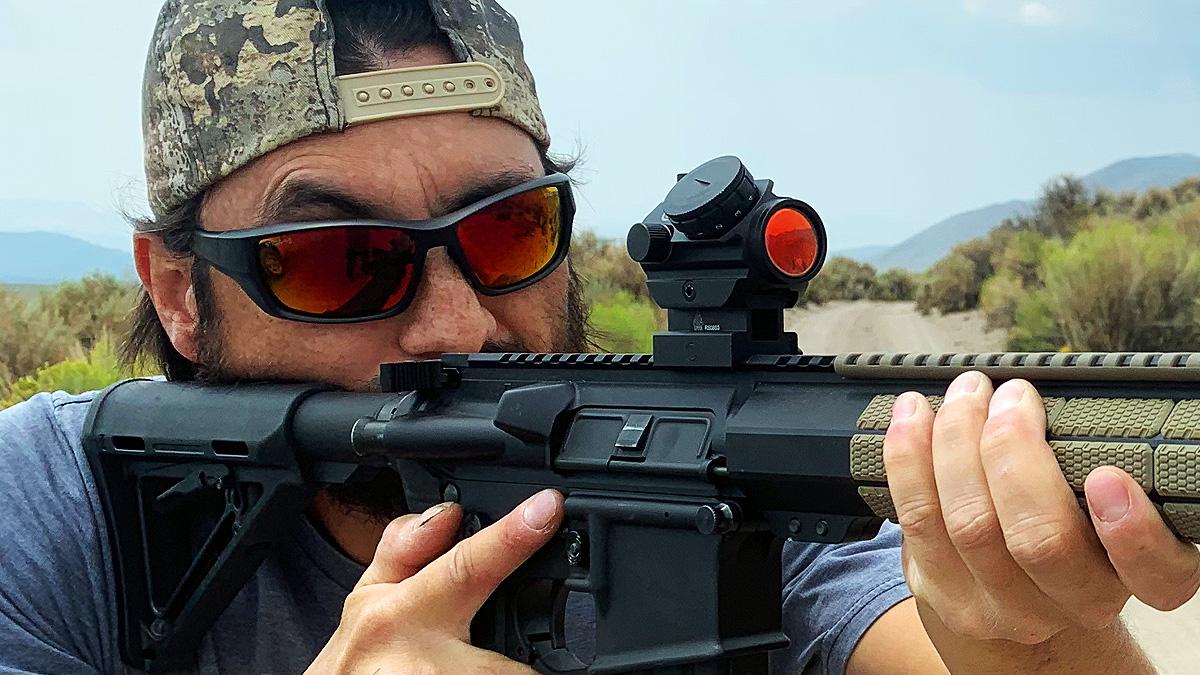 STNGR USA Alpine Ballistic Sunglasses