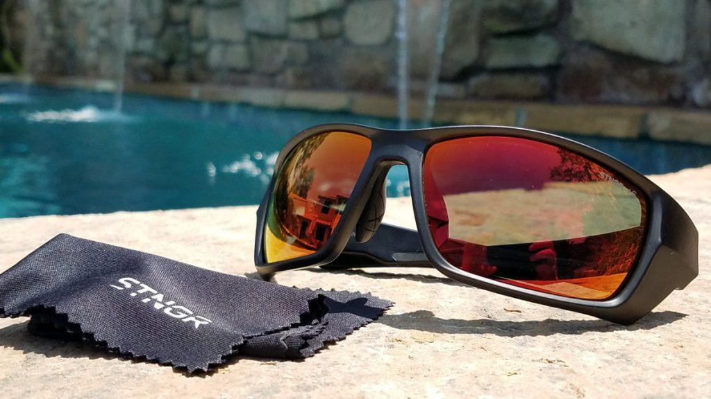 STNGR USA Alpine Sunglasses Poolside