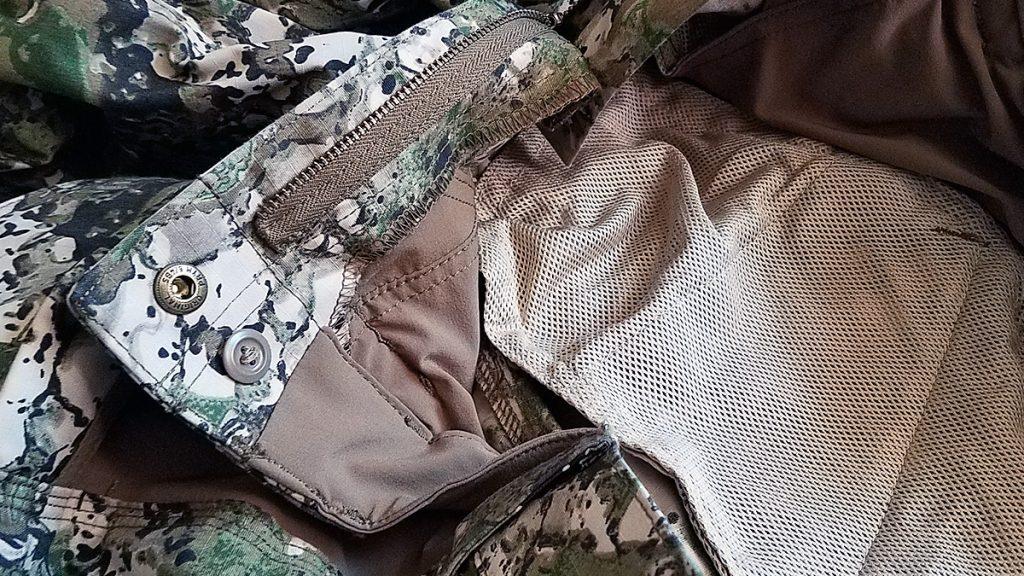 5.11 Tactical Geo7 Stryke TDU Pant Mesh Pockets