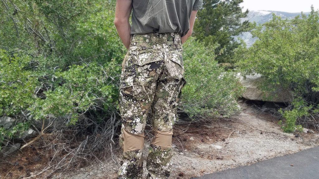 Tactical Geo7 Stryke TDU Pant Rear