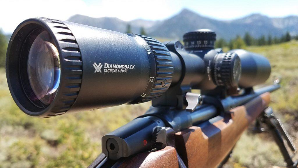 Vortex Diamondback Tactical 6-24x50 FFP
