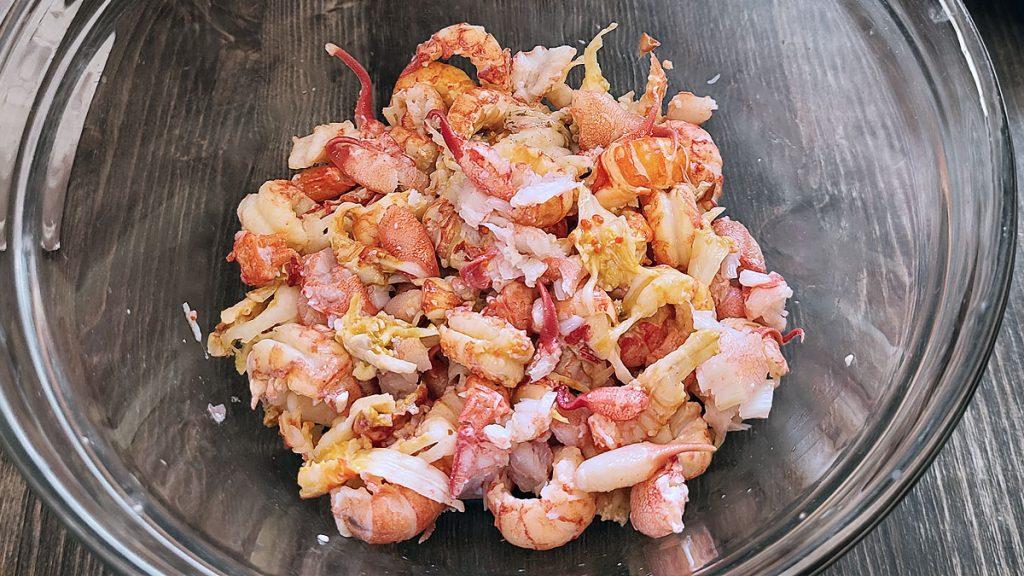 Fresh Crawfish Meat